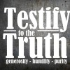 Testify to the Truth TitleSm
